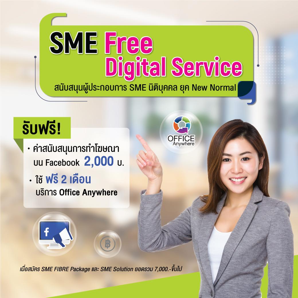 SME Free Digital Service